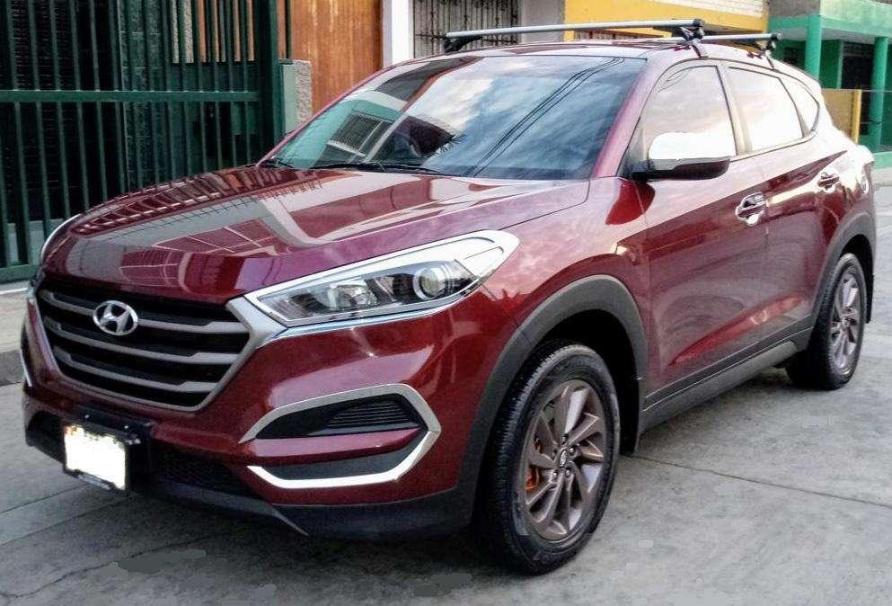 Hyundai All New Tucson 2016 - 65500 km