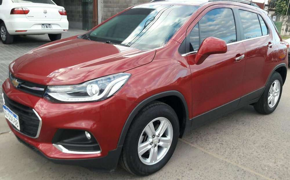 Chevrolet Tracker 2018 - 28000 km