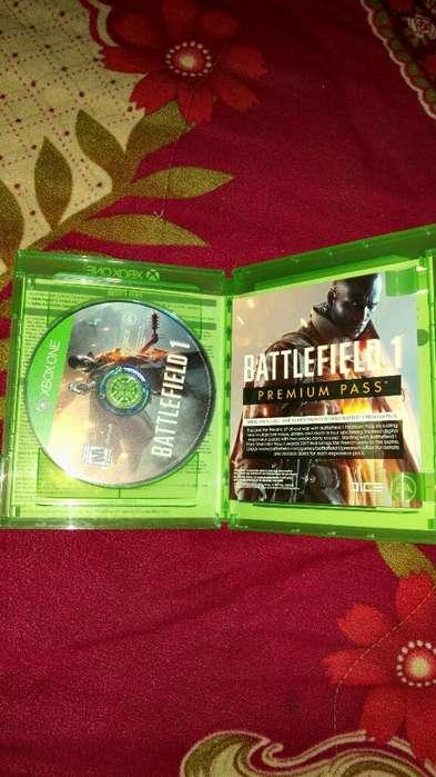 Juego Battlefield 1juegazo (permuto)