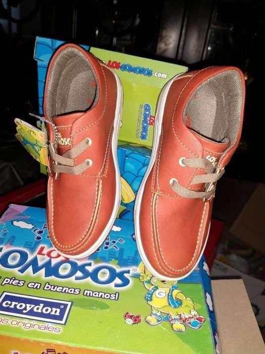 Zapato Niño T 31 Unico Par 36 Mil