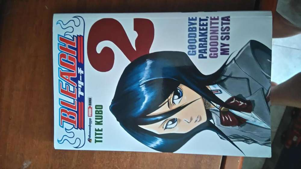 Bleach Tomo 2, Panini Manga/Anime/Comic