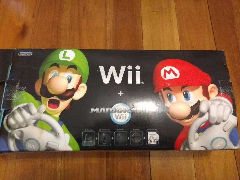 Nintendo Wii - Mario Kart edition