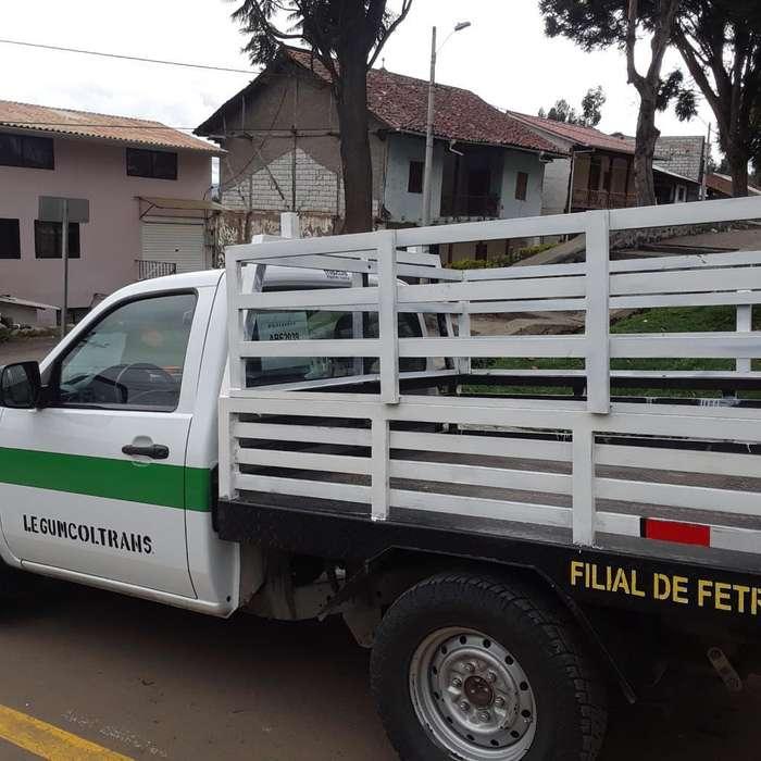 Camioneta de Alquiler