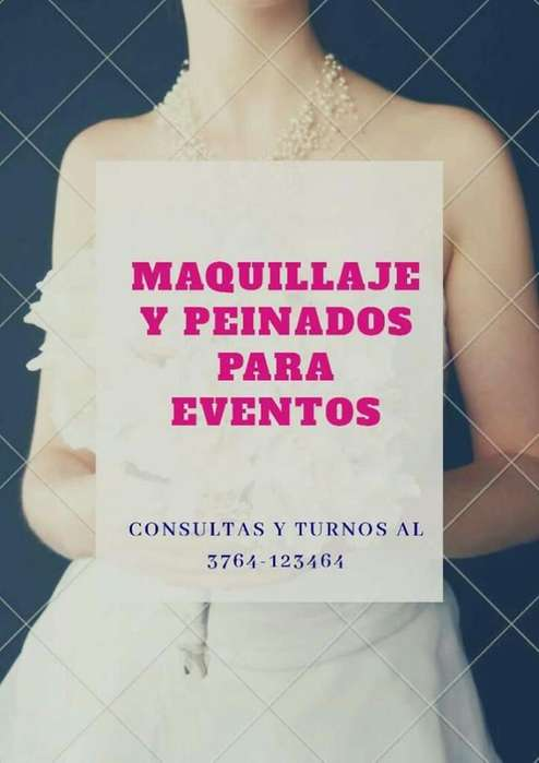 Maquillaje Y <strong>peinados</strong>