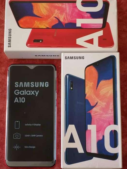 <strong>samsung</strong> Galaxy A10 Nuevos a Estrenar