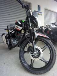 MOTO DUKARE TIGER 150