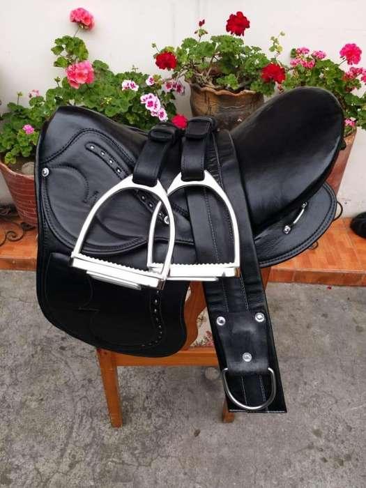 Silla de Montar para <strong>caballo</strong> (Galapago) Nuevo