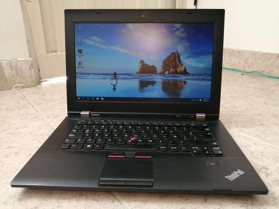 Lenovo Thinkpad Core I5, 3era Gener, 4ra