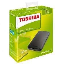 disco duro externo toshiba 1tb 3.0 nuevo sellado