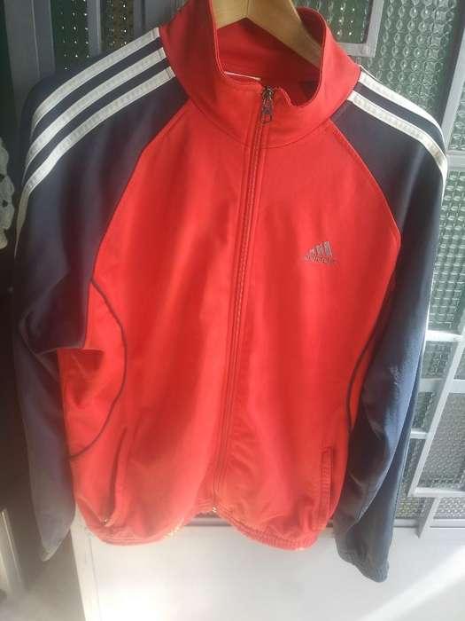 Casaca Adidas Talla L Original