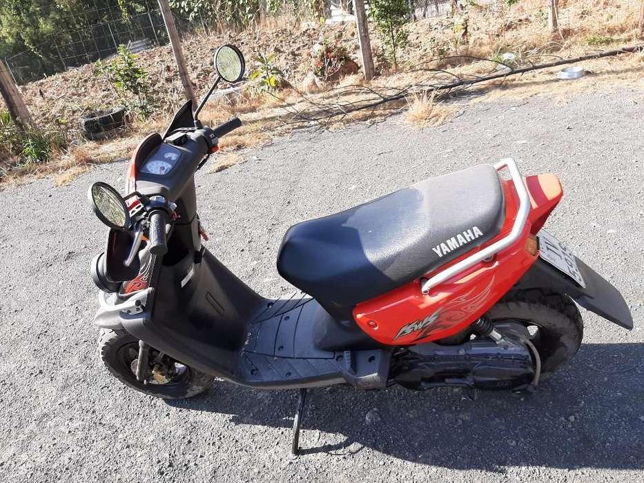Vendo <strong>motoneta</strong> Yamaha 2014