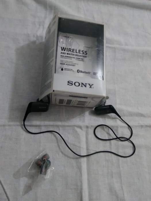 AUDIFONOS INALAMBRICOS <strong>sony</strong> ORIGINALES
