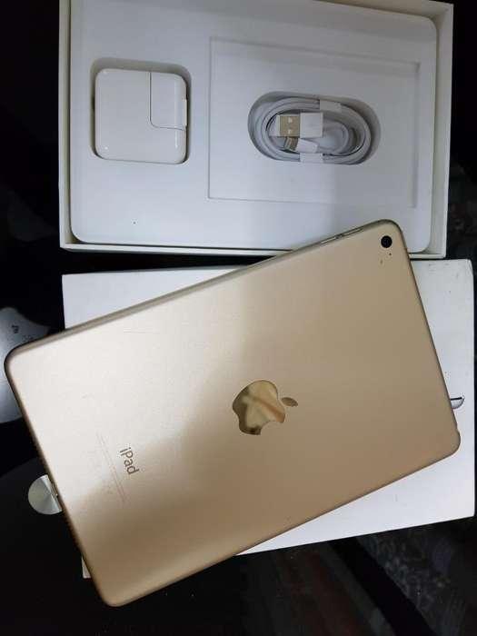 iPad Mini 4 128 Gb Gold