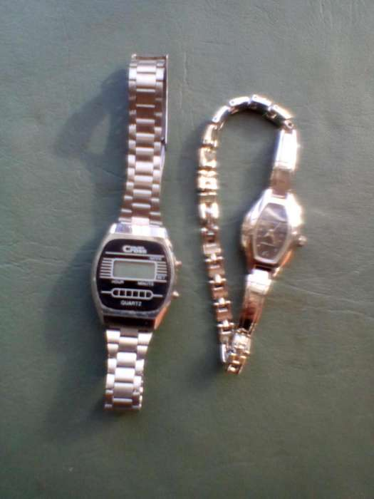 Relojes usados
