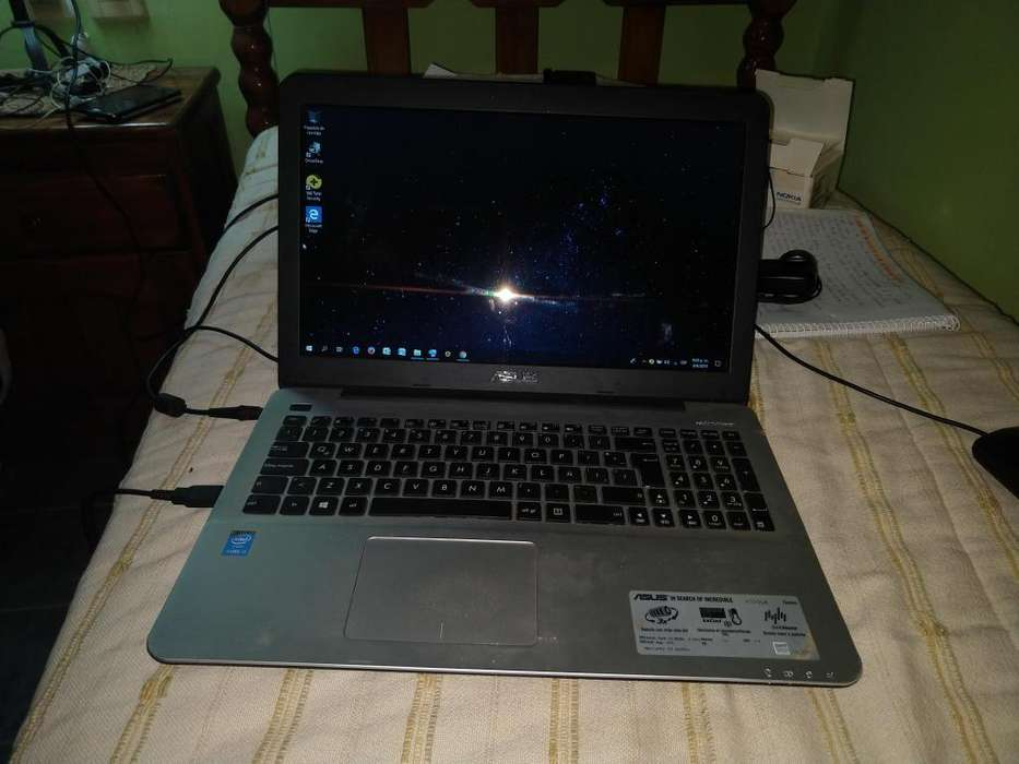 VENDO NOTEBOOK ASUS X55LA