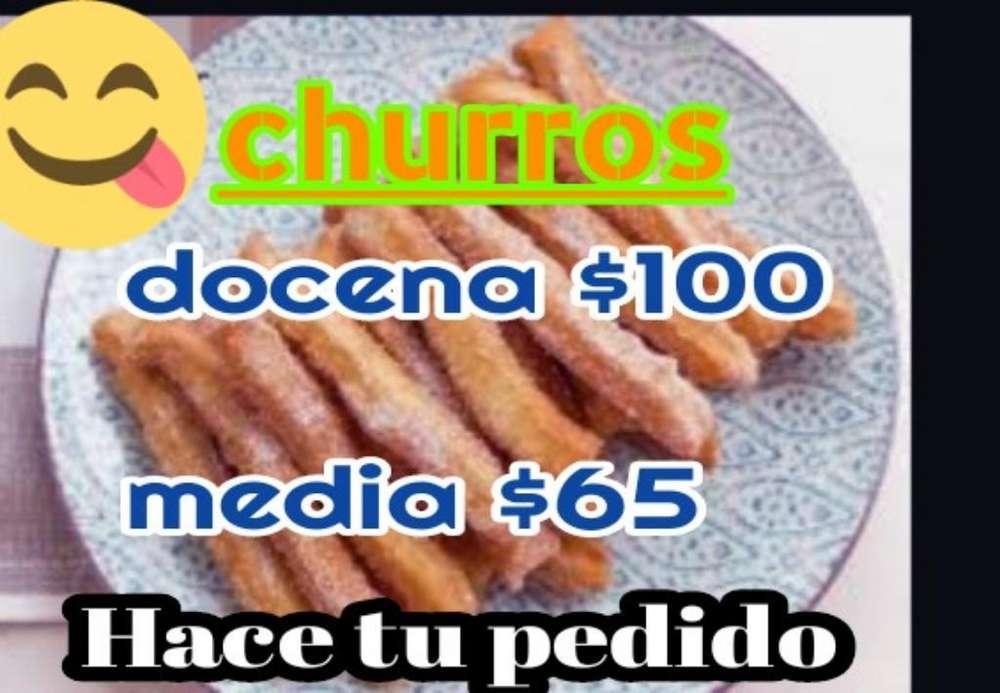 Deliciodod Churros