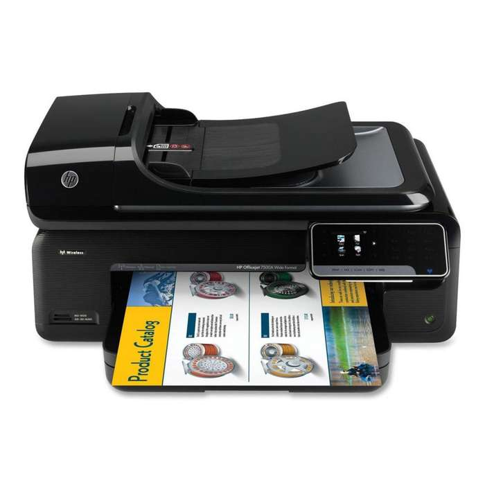 Impresora Multifuncional HP OfficeJet 7500A