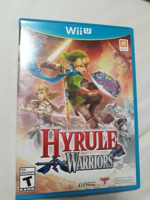 Nintendo Hyrule Warriors Wii U