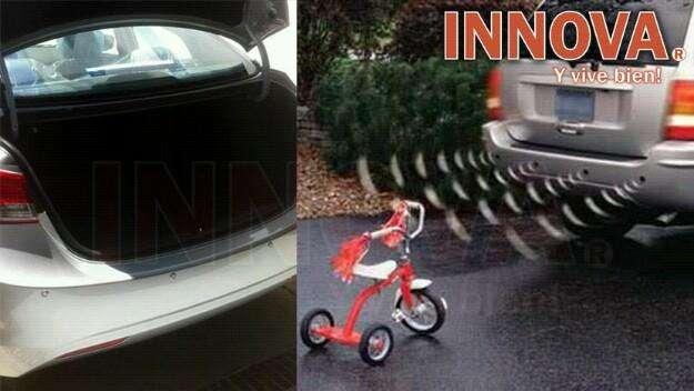 4 Sensor de Retro Parqueo Para Todo Tipo De Vehiculo