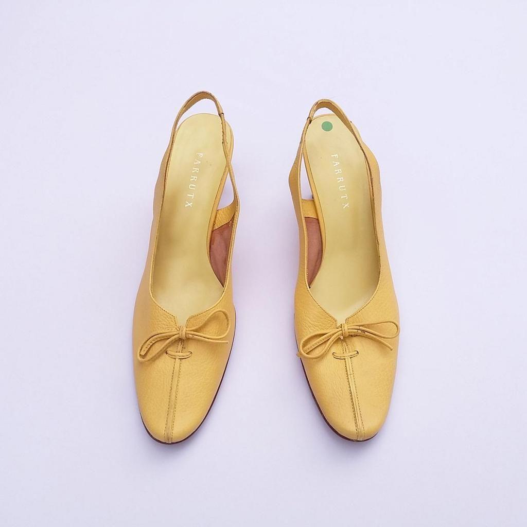 Zapatos de Cuero Talla 40½