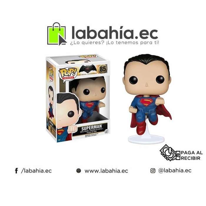 Muñeco Coleccionable Funko Pop Superman