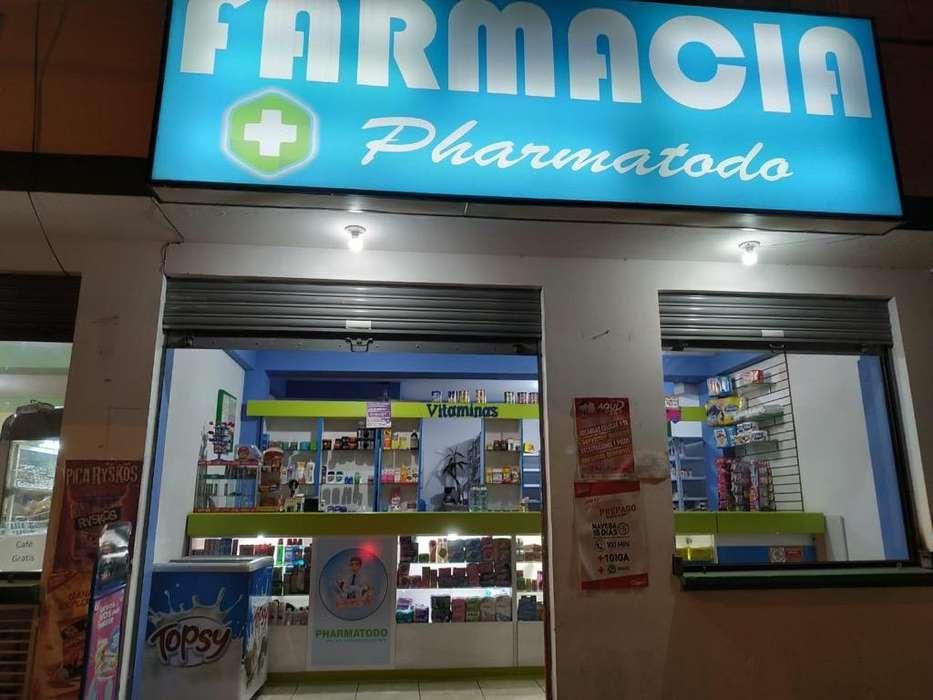 Vendo <strong>farmacia</strong>