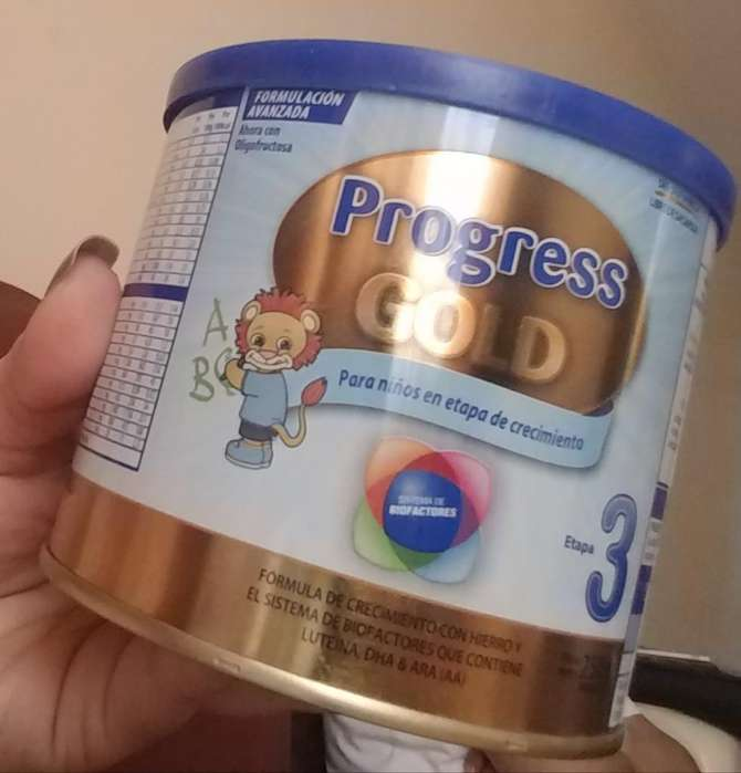 Progress Gold para Niños