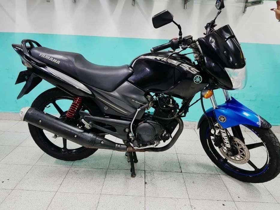<strong>yamaha</strong> Ybr 125 Modelo 2011