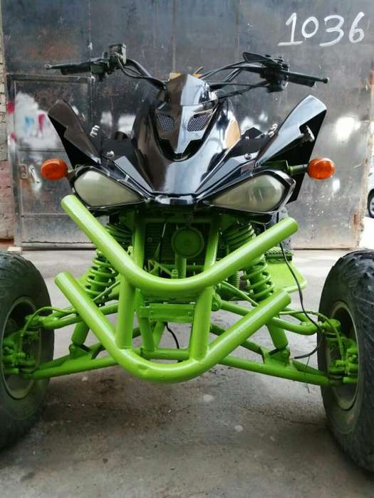 Cuatrimoto Davest Motor 350