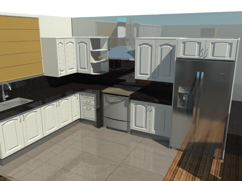 Diseño de cocinas e interiores para el hogar - Ibarra