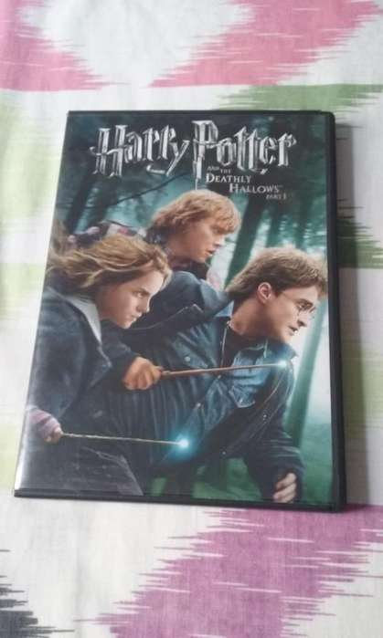 Película Harry Potter 7 original en DVD