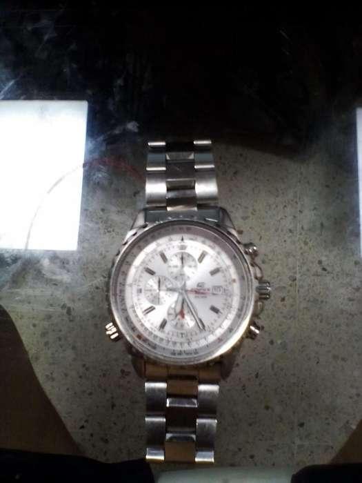 Vendo reloj casio edifice super barato!!