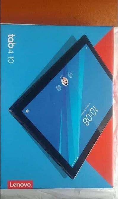 Tablet nueva sellada en caja