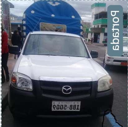 Mazda BT-50 2012 - 250000 km