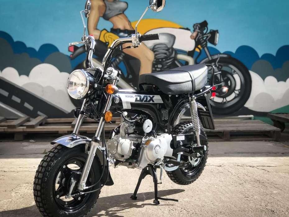 Mondial Dax 70 - PB Motos - casco de regalo