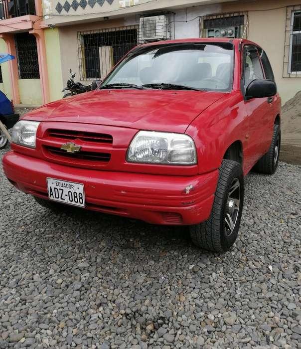 Chevrolet Grand Vitara 2002 - 218000 km