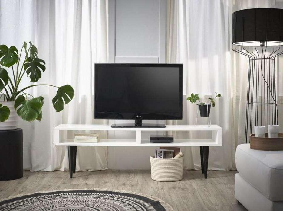 Mueble para tv de estilo vintage