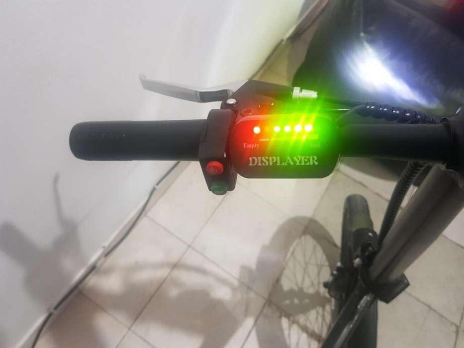 Vendo Bicicleta Eléctrica Usada