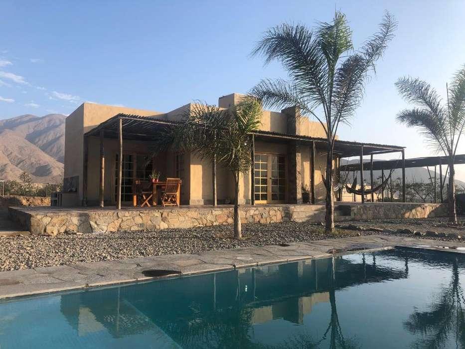 Casa de Campo en Cieneguilla - ALQUILER CASA COMPLETA - OFERTA FIESTAS PATRIAS 946 538 149