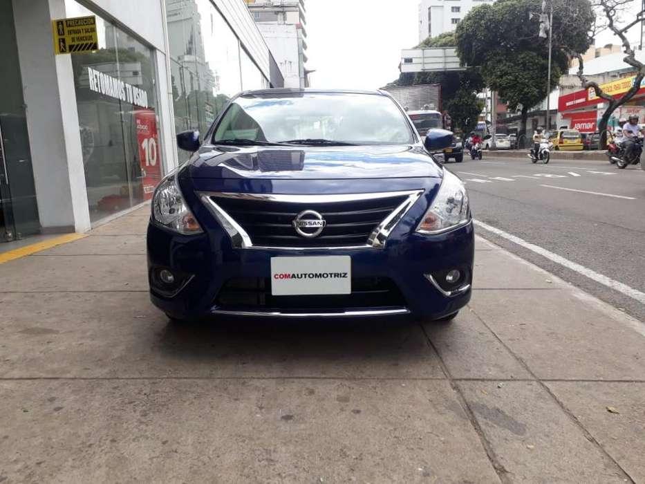 Nissan Versa 2019 - 2000 km