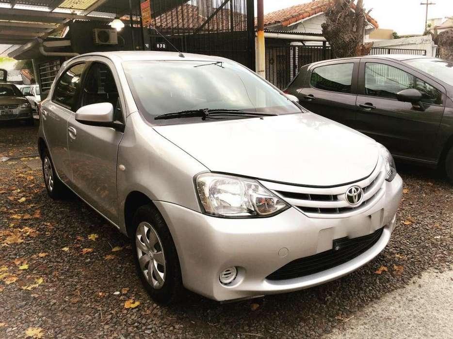 Toyota Etios 2016 - 95000 km