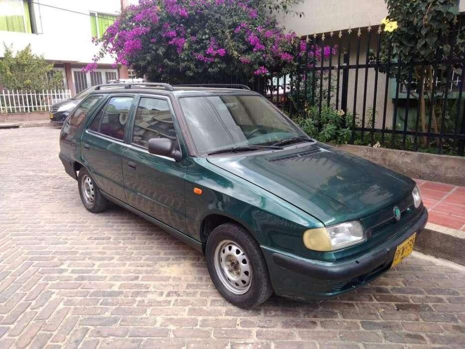 Skoda Felicia 1998 - 195000 km