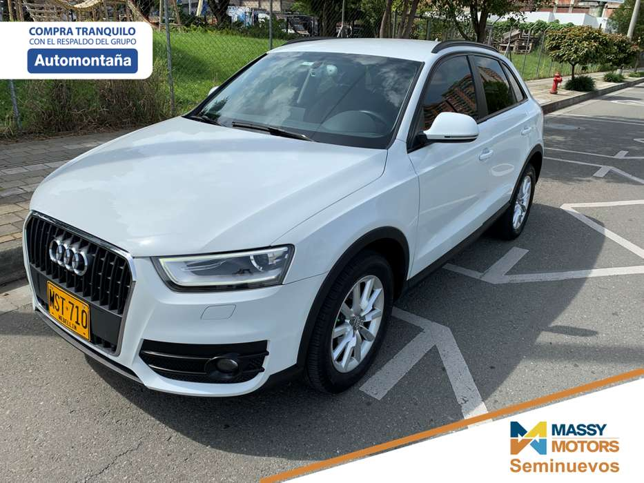 <strong>audi</strong> Q3 2013 - 56500 km