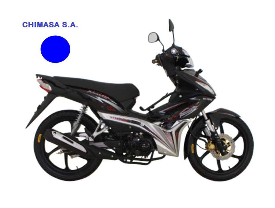 SHINERAY XY12530A// OFERTA LIMITADA//CHIMASA SA