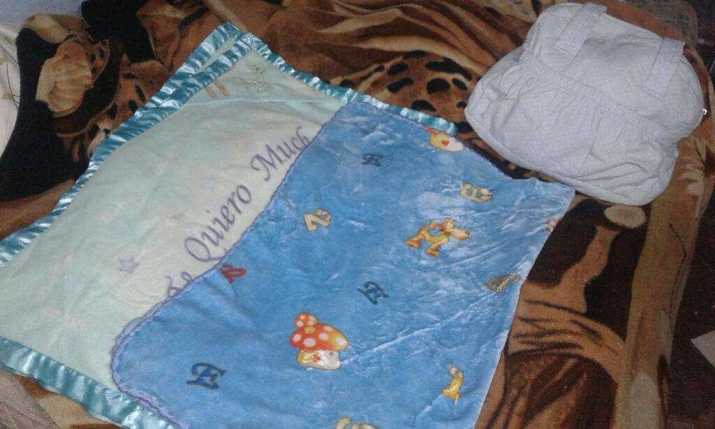 Vendo Bolso Maternal Y Mantas