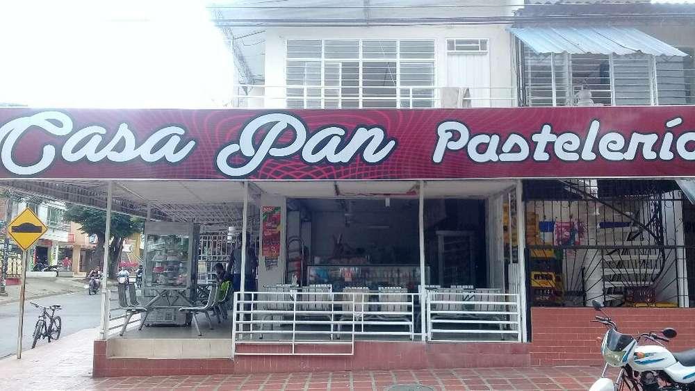 Gangazo, Se Vende Panadería