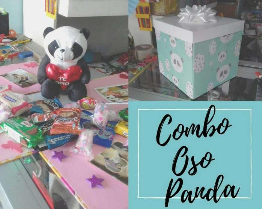 Combo Osito Panda