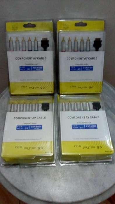Cable de Audio Y Video Psp