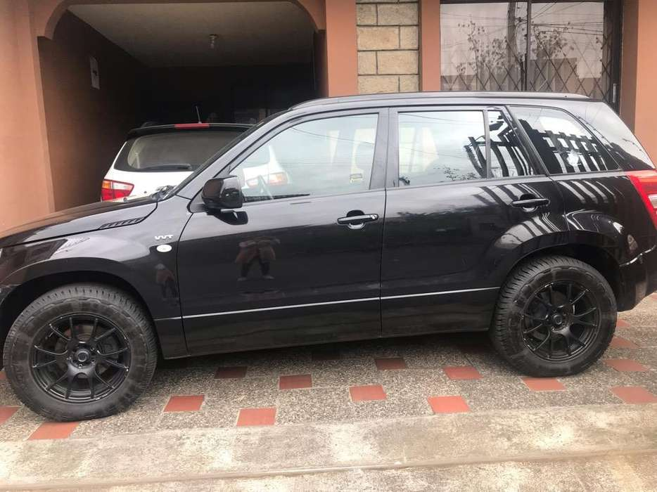 Chevrolet Grand Vitara SZ 2014 - 100000 km