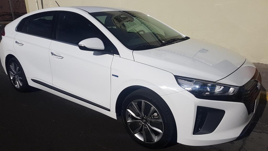 Hyundai Ioniq  2018 Edición Limitada 17.000 Km Garantía Casa